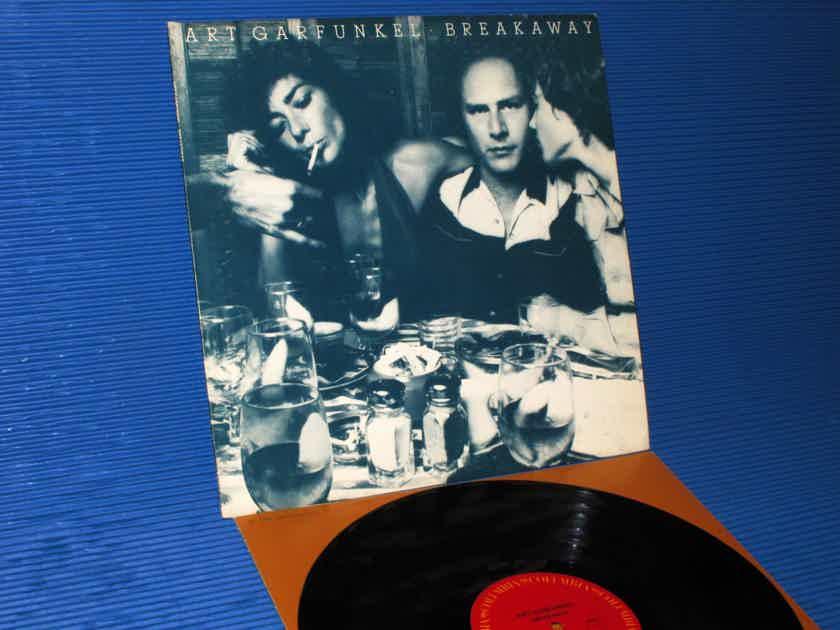 """ART GARFUNKEL  - """"Breakaway"""" - CBS 1975 TAS List 1st Pressing Hot Stamper"""