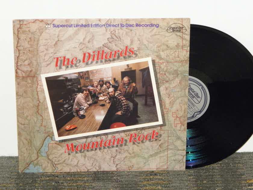 "The Dillards ""Mountain Rock"" - Crystal Clear D2D CCS 4007   pressing on Black TELDEC virgin vinyl."