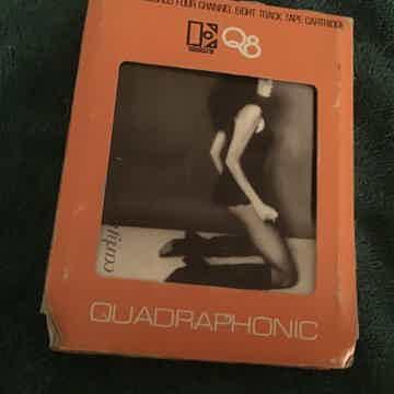 Carly Simon  Playing Possum Quadraphonic 8 Track
