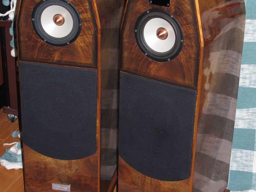 Salk Sound Veracity HT3 speakers