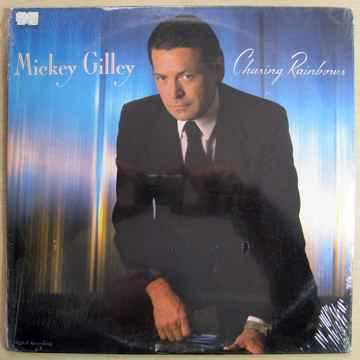 Mickey Gilley - Chasing Rainbows 1988  SEALED Vinyl LP ...