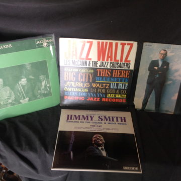 Jimmy Smith - Lot of 4 LPs