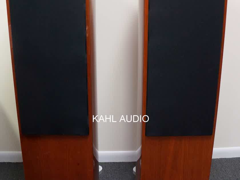 Tannoy Definition DC-10A floorstanding speakers. Lots of positive reviews $16,000 MSRP.