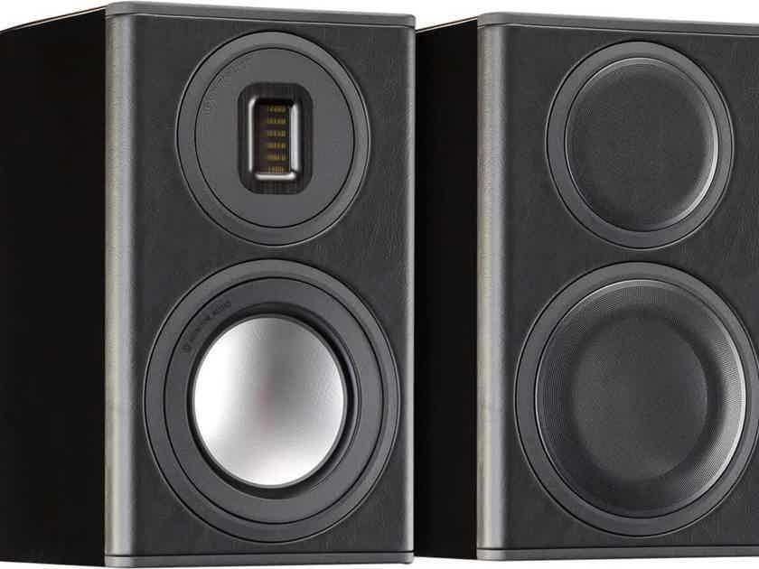 Monitor Audio Platinum PL100-II Bookshelf Speakers: EXCELLENT B-Stock; 5 Yr. Warranty*; 33% Off