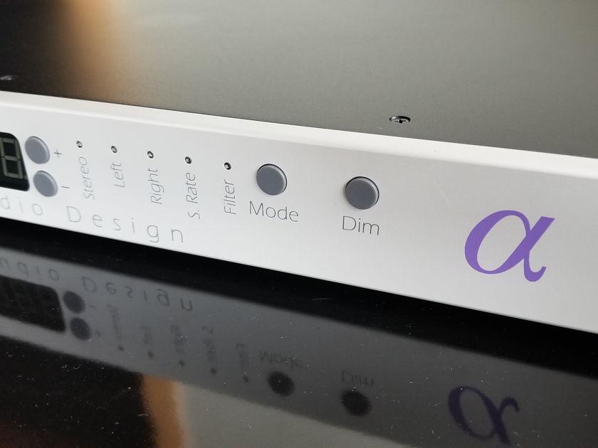 Berkeley Audio Design Alpha DAC V1