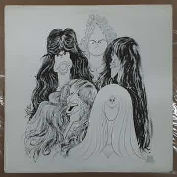 Aerosmith - Draw The Line NM- VINYL LP ORIGINAL 1977 Sa...