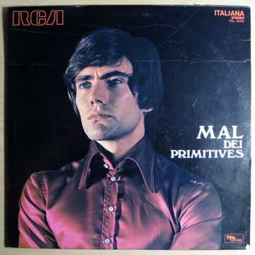 Mal – Mal Dei Primitives 1969 EX+ Vinyl LP ITALY IMPORT...
