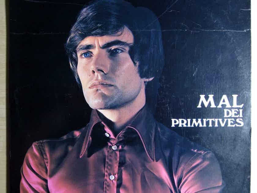 Mal – Mal Dei Primitives 1969 EX+ Vinyl LP ITALY IMPORT RCA Records PSL 10442