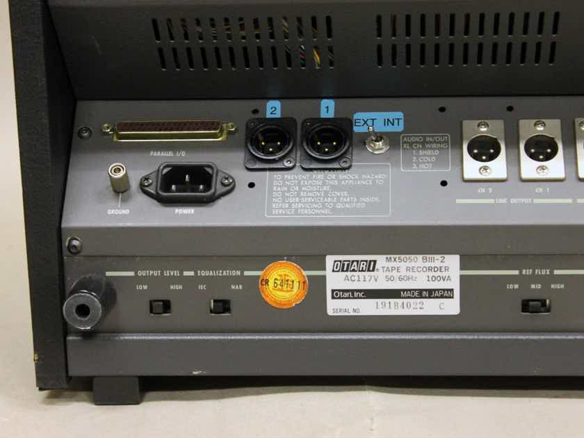 Otari MX-5050 BIII-2 Master Tape Recorder with Upgrades by CS Electronics
