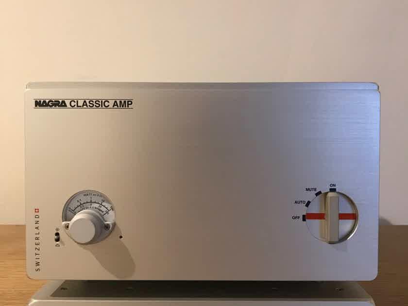 Nagra Classic amp + vfs base 220-240v - New York