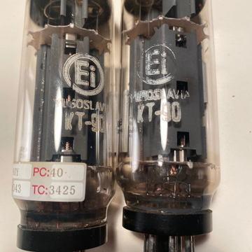 EI & EDICRON KT90