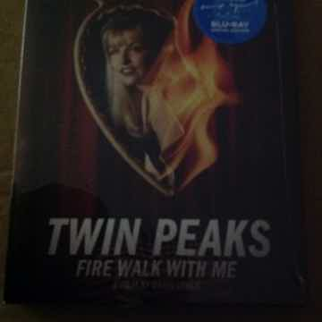 David Lynch - Twin Peaks Fire Walk With Me Criterion Co...
