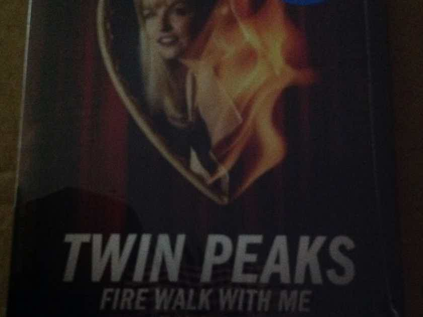 David Lynch - Twin Peaks Fire Walk With Me Criterion Collection Blu Ray