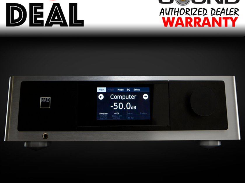 NAD M32 W/ MANUFACTURERS WARRANTY - AUTHORIZED DEALER | M32