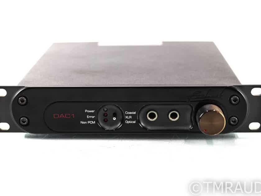 Benchmark DAC1 S/PDIF DAC; D/A Converter (29296)