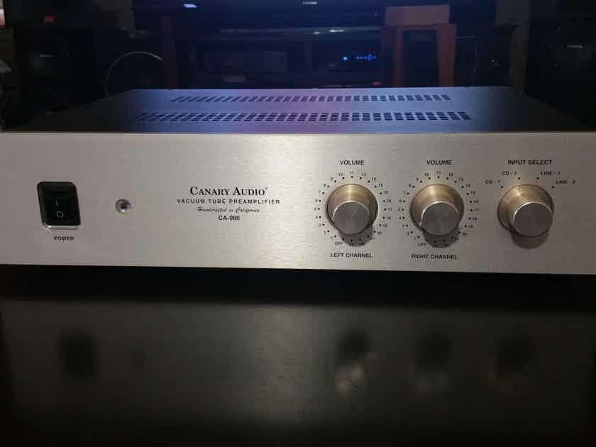 Canary Audio CA-980