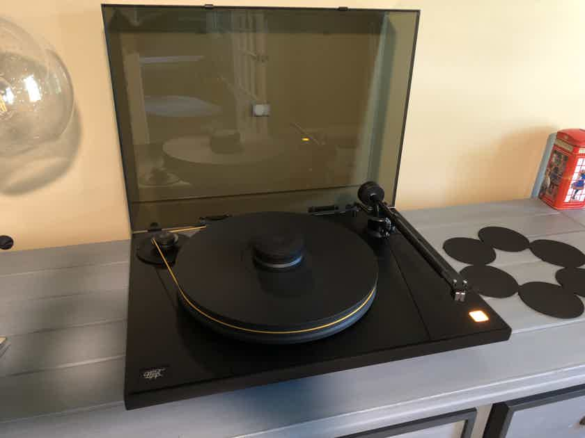 Mobile Fidelity Sound Labs Ultradeck + Master Tracker Cartridge With MOFI Record Weight