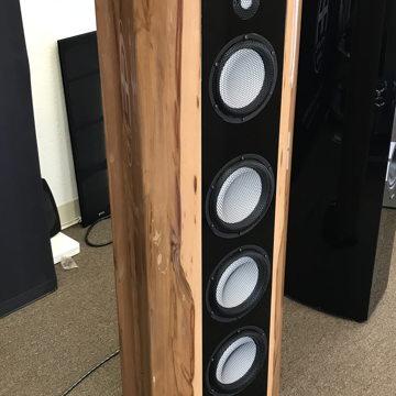 Ayon Audio Black Falcon Instrument Grade Cabinets
