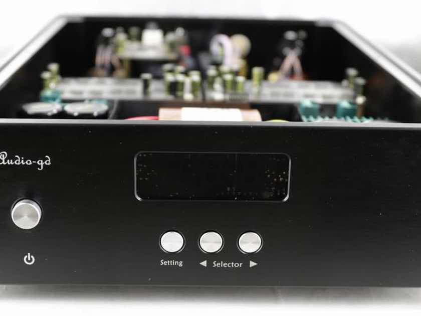 Audio GD R-1 R to R DAC- Superb performance-Great review out