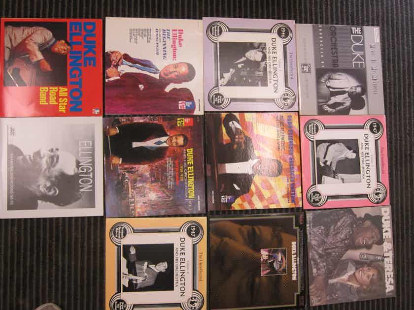 11 Duke Ellington LPS, Columbia, Doctor Jazz MCA, RCA, Ex Condition + Production