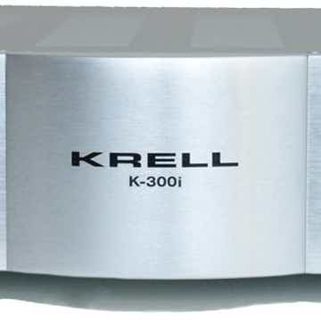 Krell K300i Incredibly detailed, musical-sounding