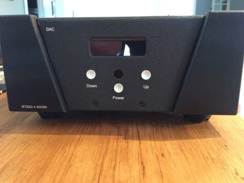 Wyred 4 Sound DAC-2 DSDse w/Femto Clock upgrade-PRICED REDUCED!
