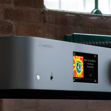 EDGE NQ  preamp / DAC / streamer