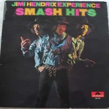 The Jimi Hendrix Experience - Smash Hits (P) 1968 Polyd...