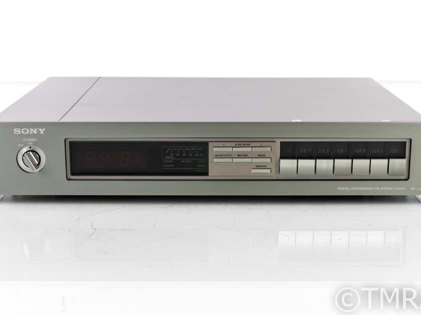 Sony ST-J88B Digital FM Tuner; STJ88B (19930)