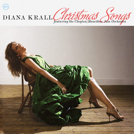Diana Krall Featuring The Clayton/Hamilton Jazz Orchestra