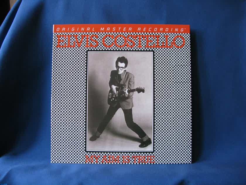 Elvis Costello - My Aim Is True - Mobile Fidelity