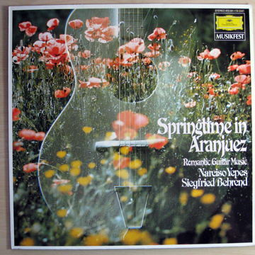 Narciso Yepes + Siegfried Behrend Springtime In Aranjuez