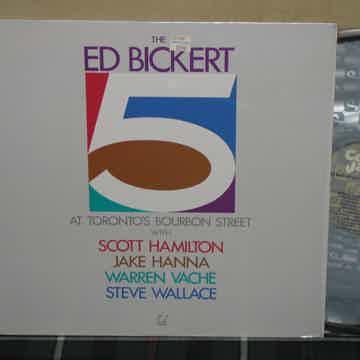 Ed Bickert 5 - At Toronto's Bourbon Street Concord Stil...