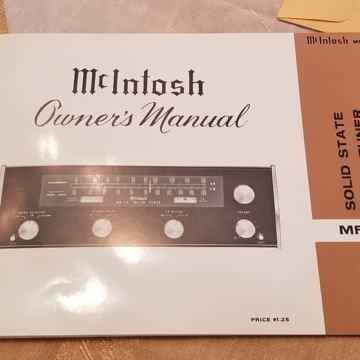 McIntosh MR-73