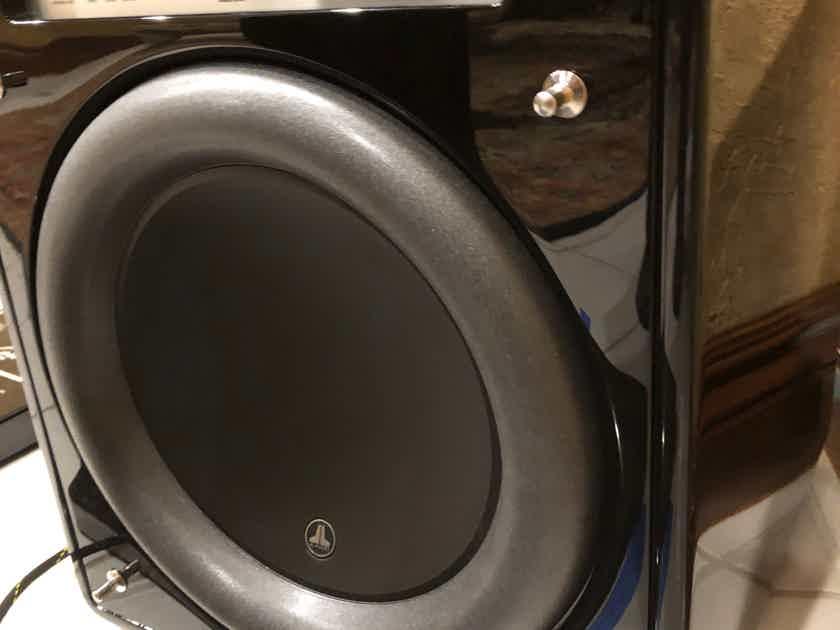 JL Audio F113 v2 GLOSS BLACK