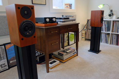 First Dedicated Listening Room