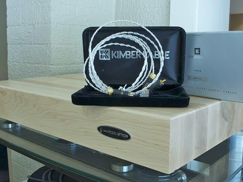Kimber Kable KCAG RCA Interconnects