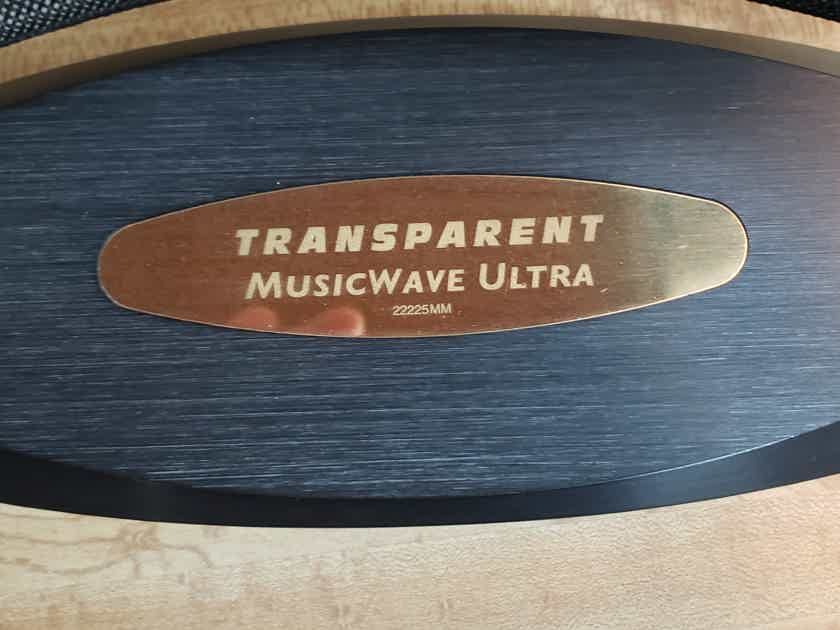 Transparent Audio Musicwave Ultra 12FT