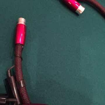 Fire 72V DBS XLR .75m Interconnect