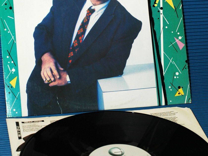 "ELTON JOHN  - ""Jump Up"" -  Geffen Records - 1982"