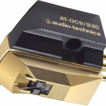 AT-OC9/III MC Phono Cartridge