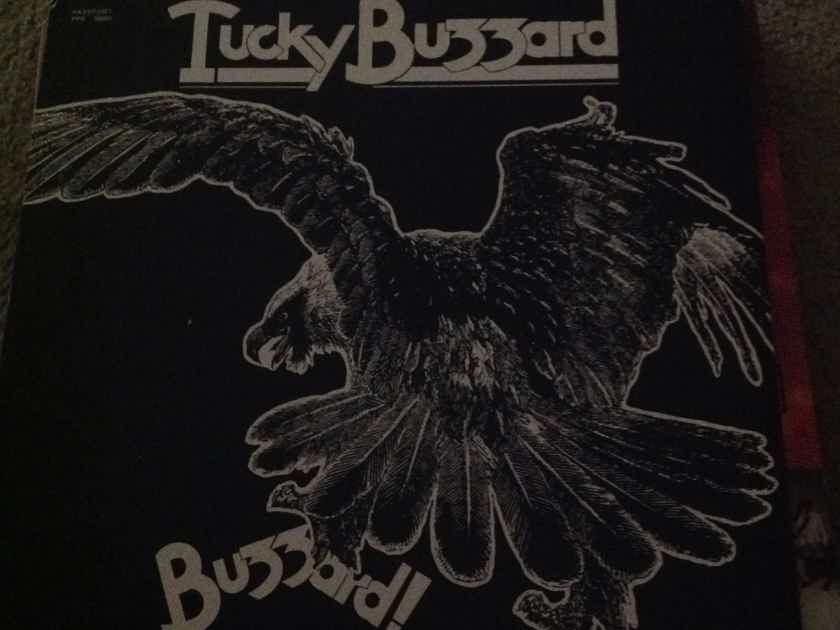 Tucky Buzzard! - Buzzard! Passport Records Producer Billy Wyman Vinyl LP NM