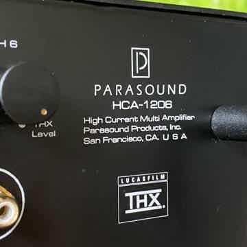 Parasound HCA-1206