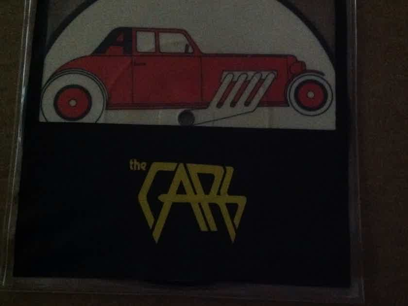 The Cars - My Best Friends Girl/Moving In Stereo U.K. 7 Inch Picture Disc Elektra Records Vinyl NM