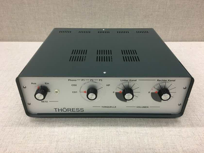 "Thoress Integrated ""Super"" Preamplifier Excellent Trade-in!"