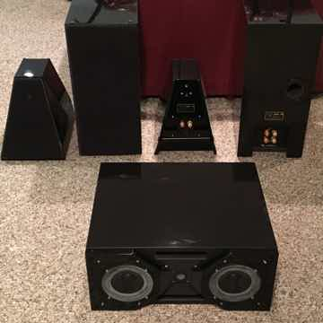 Wilson Watt Puppies and Cub Speakers 5.1