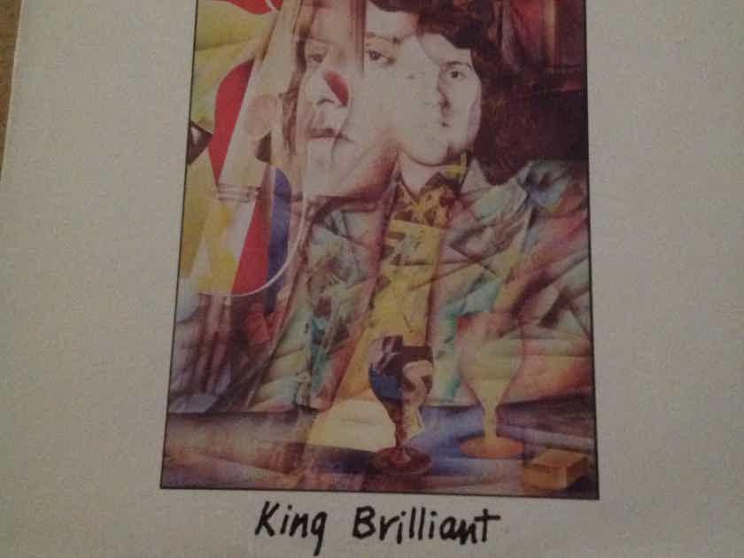 Howard Werth & The Moonbeams - King Brilliant Rocket Records Label Vinyl LP  NM
