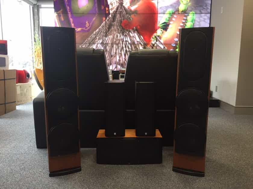 Snell XA-60 Floorstanding Speaker System
