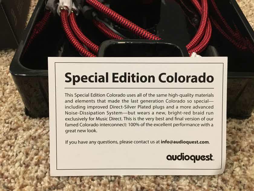 AudioQuest Colorado Special Edition - 1m RCA pair