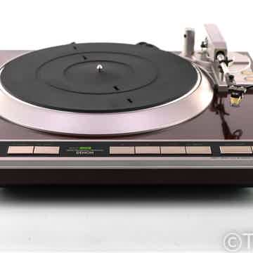 DP-45F Vintage Direct Drive Turntable